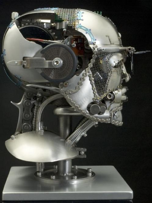 Lewis Tardy's mechanical heads