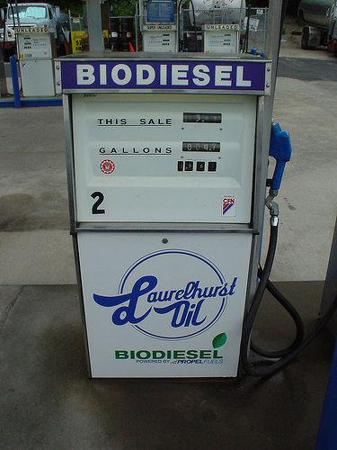 MAKE AUDIO SHOW: Biodiesel!