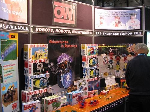 OWI kits – Solar, robots, bugs…