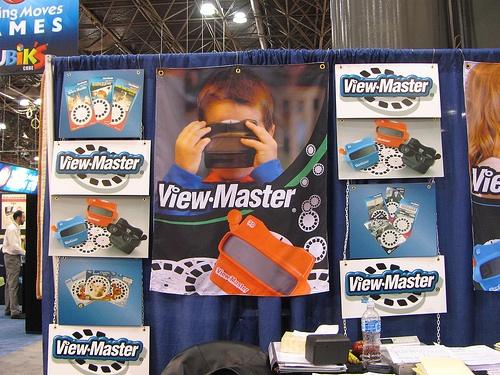 ViewMaster – they're still around, custom views