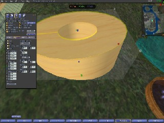 Making things in the Virtual World: Second Life Primer