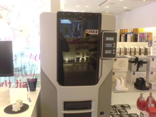 Umbra concept store – 3D printing