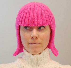 Knit a wig