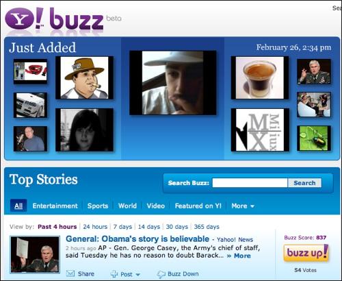 MAKE @ Yahoo! Buzz