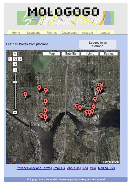 DIY GPS tracking with Mologogo – review