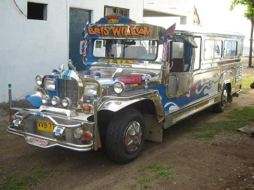 Pakistan cars & buses