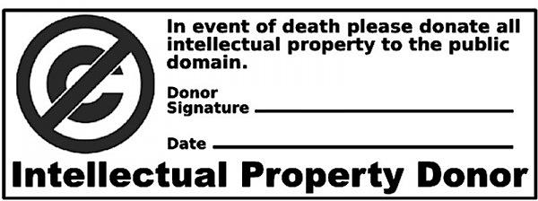 Public domain donor