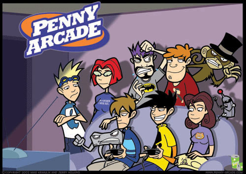 """New MAKE Audio show: Interview with """"Tycho"""" from Penny-Arcade"""