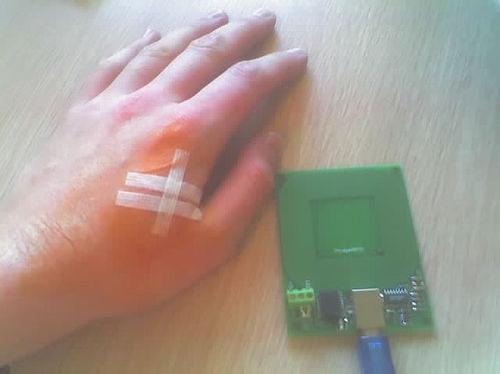 RFID Keyboard, safe – RFIDToys…