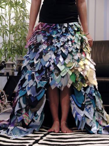 Mixymo's Dress of Scraps
