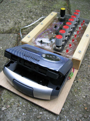MAKE Interview: Modding consumer electronics devices into DJ tools with Gijs Gieskes