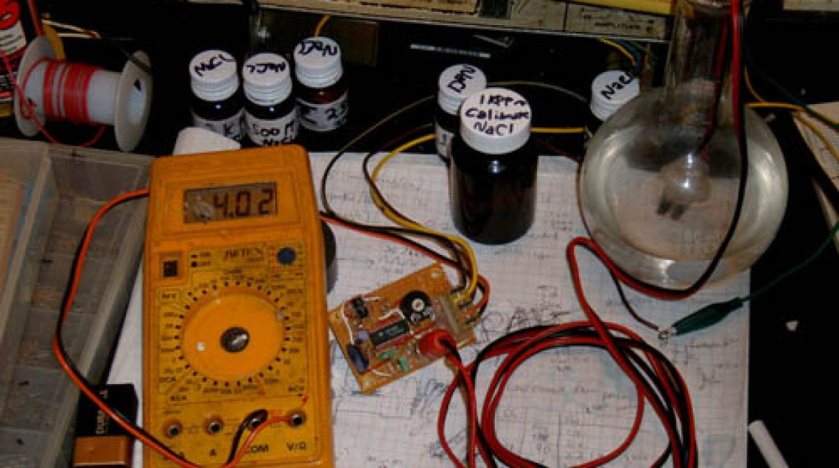 Build Your Own Water Quality Tester Make How To Pic Diode Article Featured Image