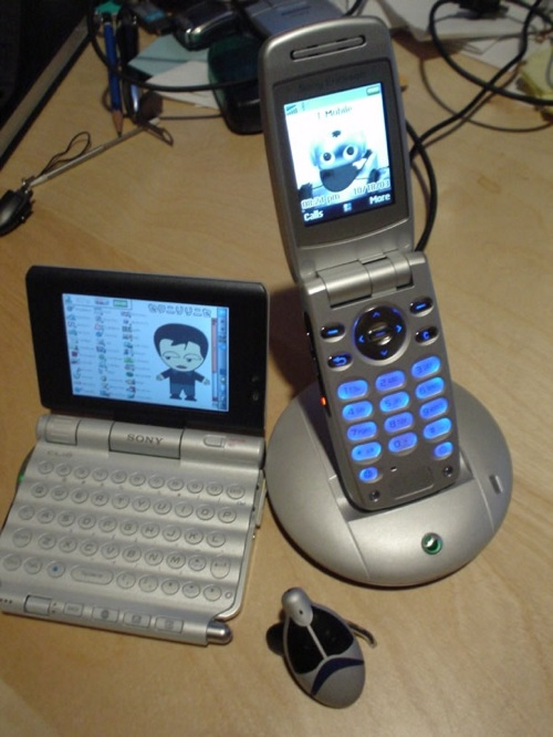 QRIO and AIBO, the memories (huge photo gallery)