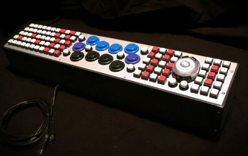 Massive DIY music controller