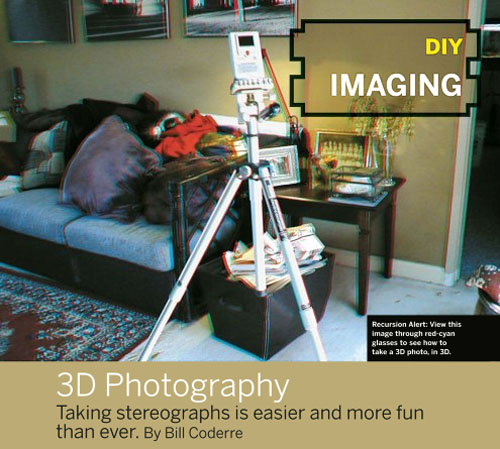 "Digital 3D Picture Viewer – ""The DigiStereopticon"""