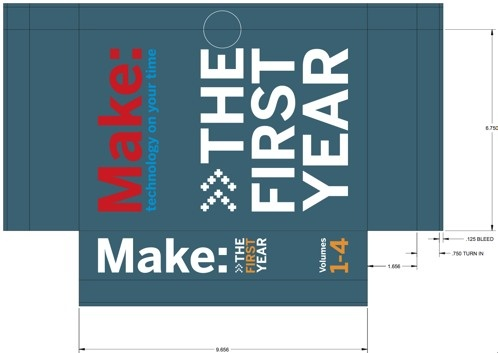 MAKE – The Third year. Box set, box or make your own