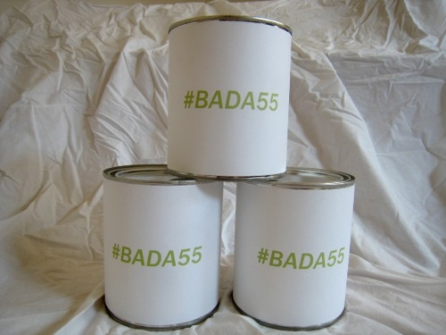 #BADA55 In a can #BADA55 In A Can