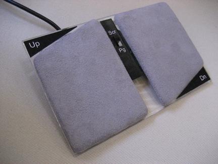 USB-powered page turner