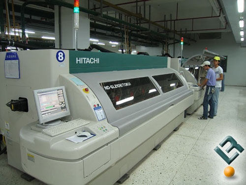PCB manufacturing tour