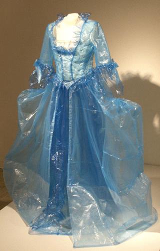 Plastic Ballgown by Jamie Kuli McIntosh
