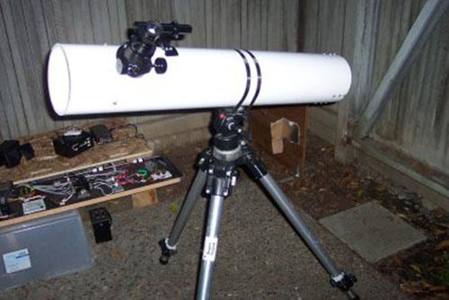 Telescope newtonian