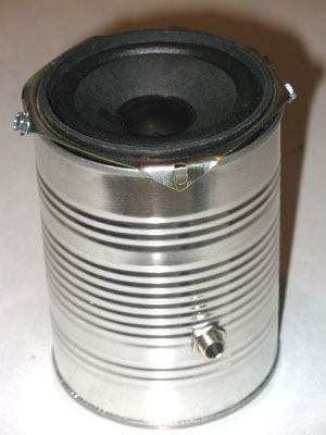Amp-in-a-can