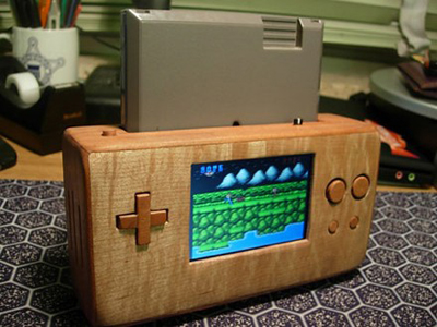 Portable NES that you can build