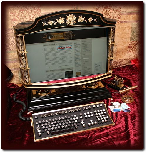 Victorian all-in-one PC