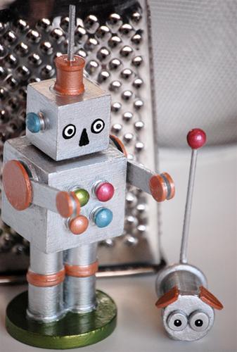 Bella Dia's Robots