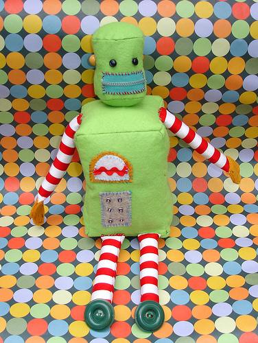 Emmett's Robot