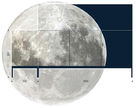 Glow in the dark moon table