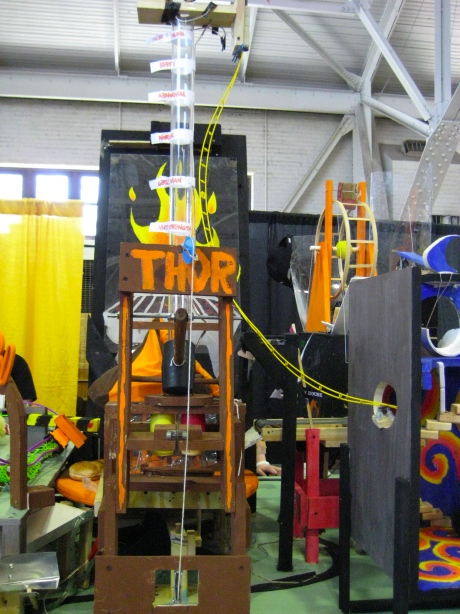 National Rube Goldberg Machine Contest 2008