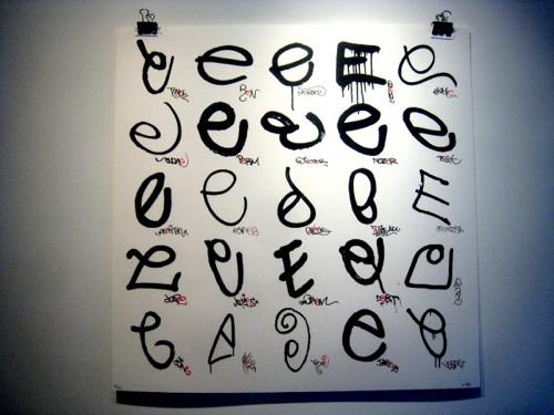 Graffiti taxonomy