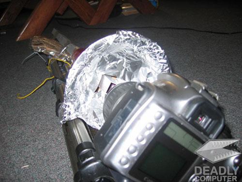 DIY Camera kaleidoscope