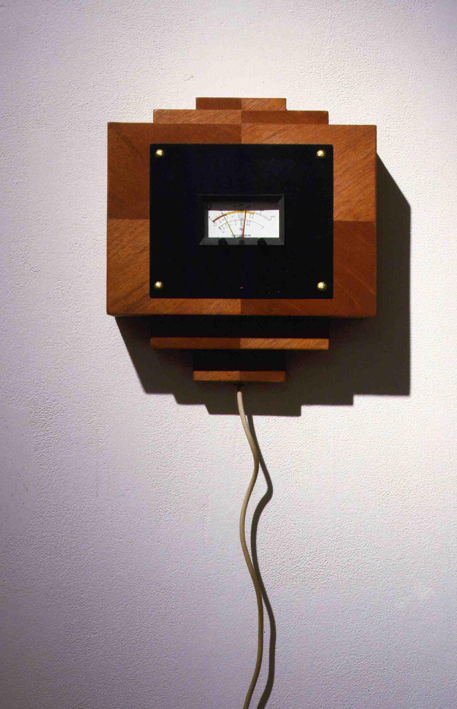 Chris Vecchio's meter art