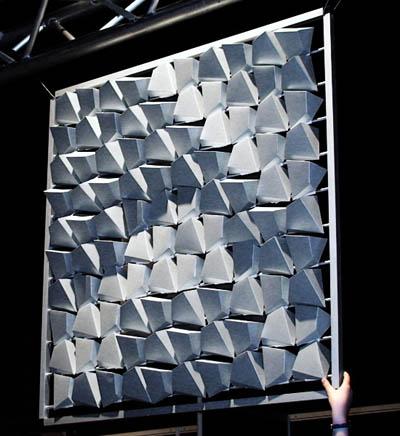 Living skin breathes life into building facades