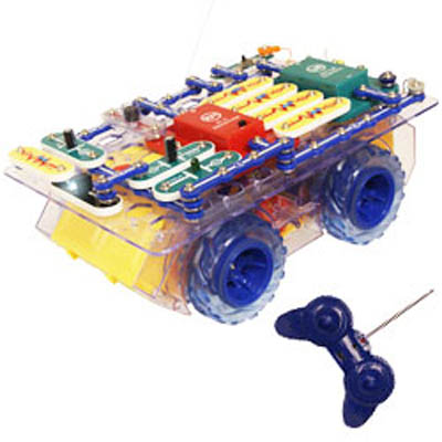 Solder free circuit building
