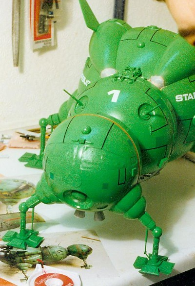 """Create a """"StarBug"""" from the show """"Red Dwarf"""""""