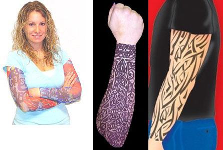 Print your own fake tattoos