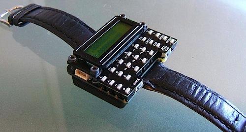 Scientific Calculator Watch
