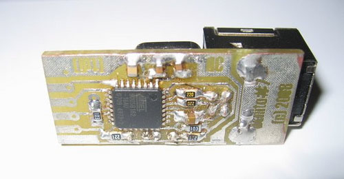 Benito7 Arduino programmer