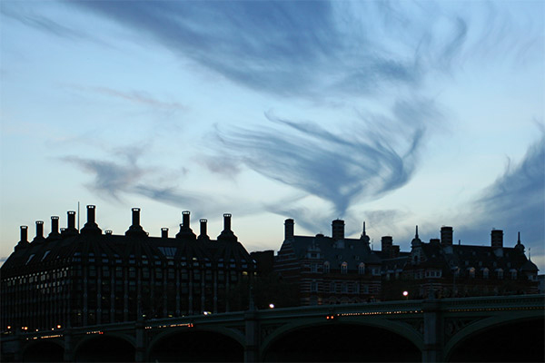 The science and poetry of clouds