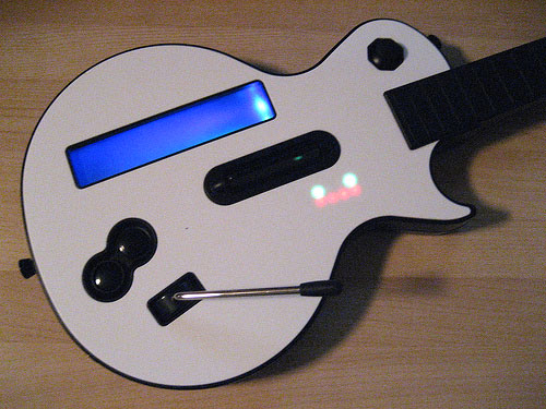 Guitar Hero standard MIDI controller deluxe
