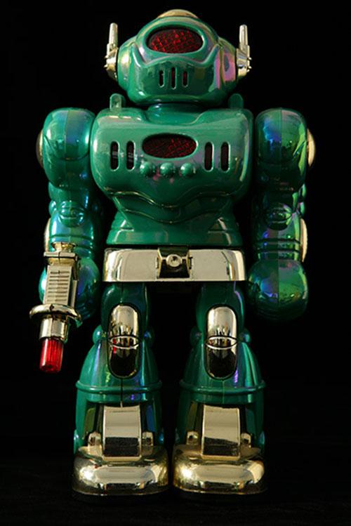 Vintage Japanese Robots
