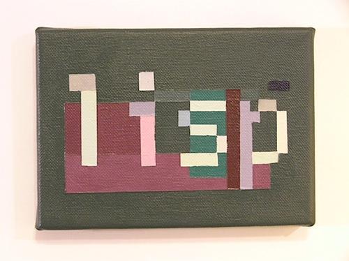 CAPTCHA Paintings