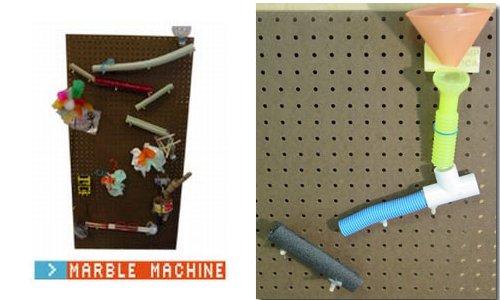 Make a marble machine
