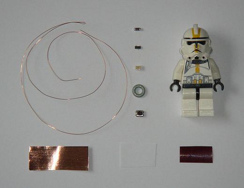 Star Wars minifig Joule Thief