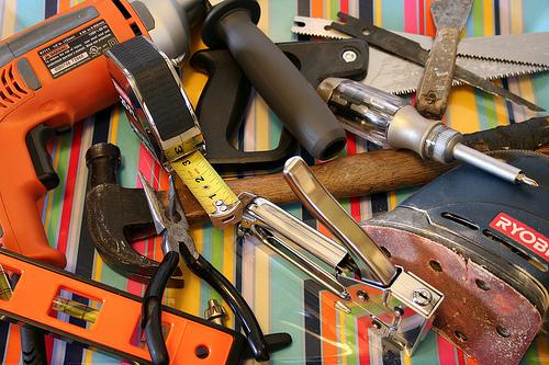 Making it Lovely's Top Ten Tools List