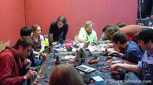 Boston Circuit Bending Workshop #2