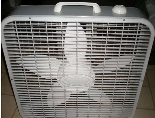 How To – Revive a fan